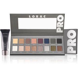 Lorac Pro eyeshadow Palette 2